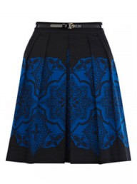 Oasis lace tile print skirt - Fashion Buy of the Day - Marie Claire - Marie Claire Uk