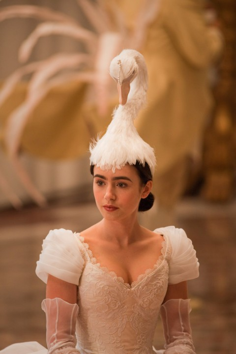 Mirror Mirror: The Untold Story of Snow White - Mirror Mirror - Snow White - Snow White Movie Pics - Lily Collins - Marie Claire - Marie Claire UK