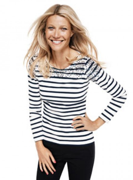 Gwyneth Paltrow for Lindex - campaign pictures - fashion