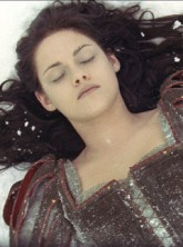 Kristen Stewart - Snow White and the Huntsman - SWATH - Snow White - Snow White trailer - Marie Claire UK