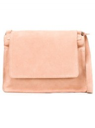 Zara suede handbag - fashion buy of the day