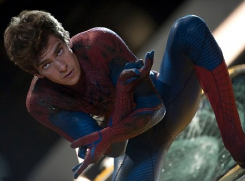 The Amazing Spider-Man Movie Pictures - The Amazing Spider-Man - Spider-Man - Andrew Garfield - Marie Claire - Marie Claire UK