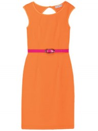 Vestry dress - fashion buy of the day - colour trend