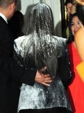 Kim Kardashian flour - Marie Claire - Marie Claire UK