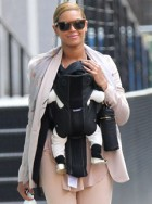 Beyonce Knowles - Stylish Celebrity Mum - Baby - Blue Ivy - Marie claire uk
