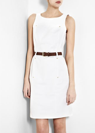 Michael Michael Kors shift dress, &pound;215 - spring capsule wardobe - spring fashion - shopping