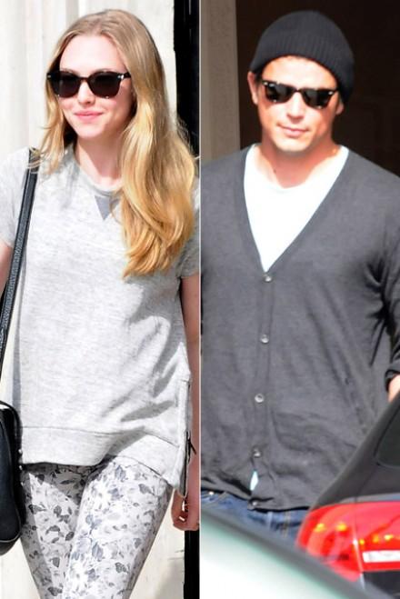Amanda Seyfried & Josh Hartnett - Amanda Seyfried - Josh Hartnett - Amanda Seyfried dating Josh Hartnett - Marie Claire - Marie Claire UK