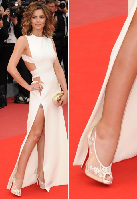 Cheryl Cole shoes - Cheryl Cole Photos - Celebrity Photos - Marie Claire - Marie Claire UK