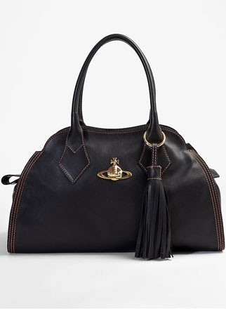 Vivienne Westwood tasselled handbag, £622 - designer handbags - bag - fashion - shopping