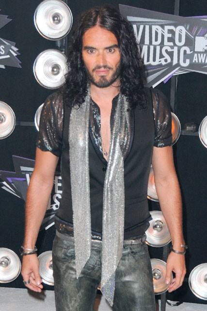 Russell Brand fine over split from wife Katy Perry - celebrity gossip