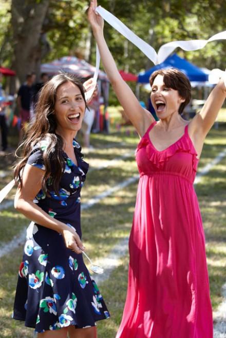 Dannii Minogue and Myleene Klass return in MS' summer ads