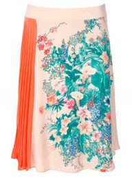 Wallis printed skirt - fashion buy of the day