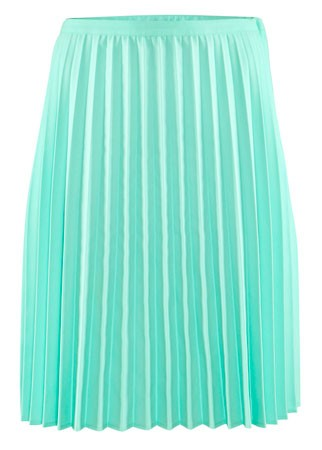 H&M pleated skirt, £29.99 - skirt - skirts - best skirts - high street - fashion - shopping - marie claire