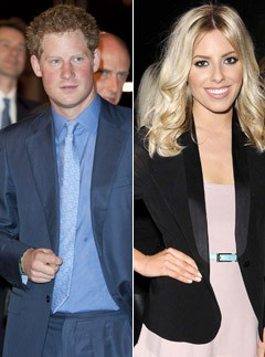 Mollie King and Prince Harry - Marie Claire - Marie Claire UK