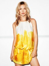 Kate Moss for Mango high summer 2012 - fashion news - fashion pictures - marie claire