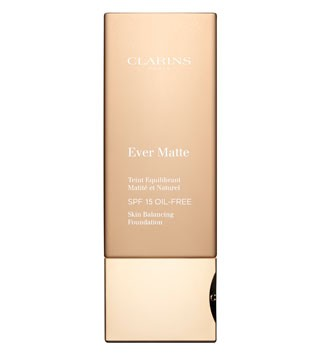 Clarins Ever Matte Oil-Free Foundation, £24 - best foundations for oily skin - make-up - beauty - marie claire