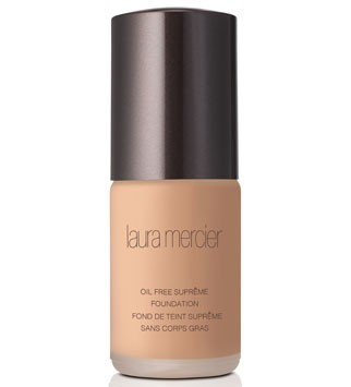 Laura Mercier Oil Free Supreme Foundation, £33 - best foundations for oily skin - make-up - beauty - marie claire