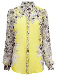 Warehouse floral print blouse - fashion buy of the day - shopping
