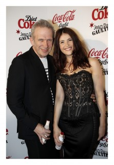 Gemma Arterton joins Jean Paul Gaultier for Diet Coke design debut
