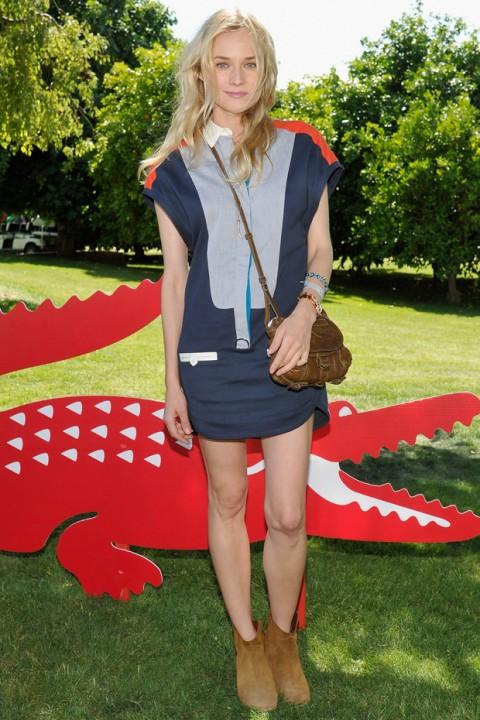 Diane Kruger - Coachella 2012 - Coachella - Marie Claire - Marie Clarie UK