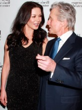 Michael Douglas and Catherine Zeta-Jones - Red Carpet Photos - Marie Claire - Marie Claire UK