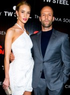 Rosie Huntington-Whiteley & Jason Statham - Safe Premiere - Marie Claire - Marie Claire UK