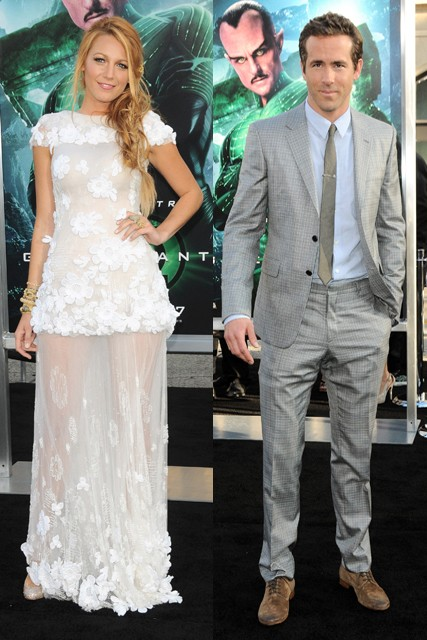 Blake Lively, Ryan Reynolds, Blake Lively and Ryan Reynolds dating, Blake Lively boyfriend, Ryan Reynolds girlfriend, Blake Lively Gossip Girl, Gossip Girl, new Gossip Girl, Blake Lively moving in with Ryan Reynolds, Blake Lively actress, celebrity news