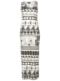 Topshop Aztek dress