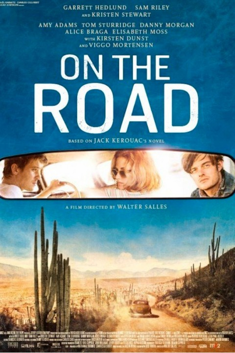 On The Road Movie Photos - Kristen Stewart - Marie Claire 
