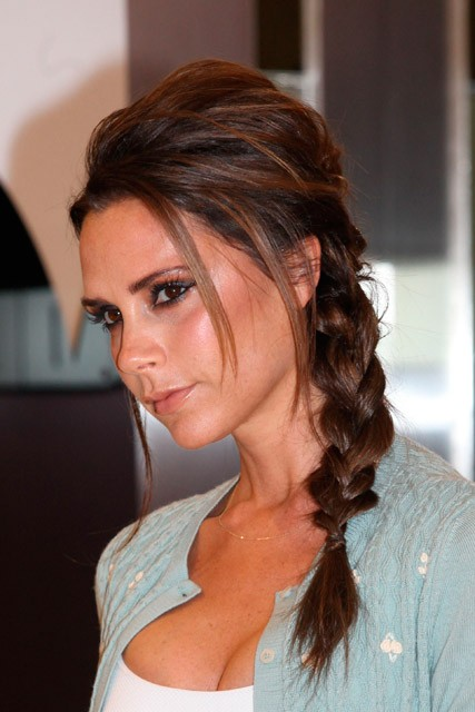 Victoria Beckham - Victoria Beckham China - Victoria Beckham Twitter - Marie Claire - Marie Claire UK