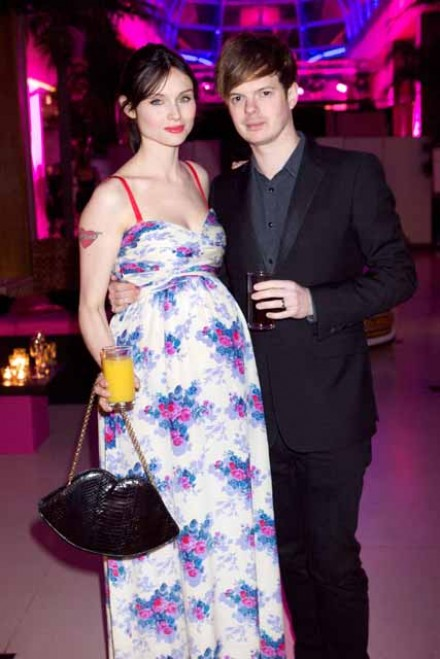 Sophie Ellis Bextor couple