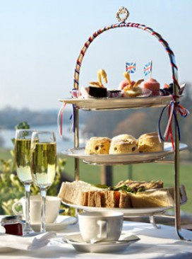 Diamond afternoon tea at The Petersham - Restaurant Reviews - Marie Claire - Marie Claire UK