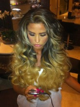 Katie Price - Katie Price hair - Marie Claire - Marie Claire UK
