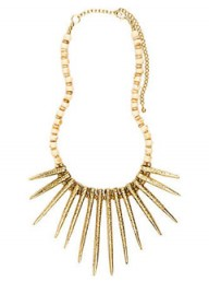 River Island Bead &amp; Spike Necklace - Fashion Buy of the Day - Marie Claire