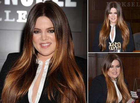 khloe kardashian hair dark on top light on bottomKhloe Kardashian Hair Dark On Top Light On Bottom