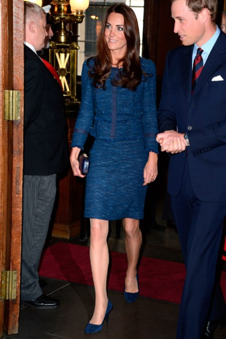 Duchess of Cambridge - Rebecca Taylor Suit - Marie Claire - Marie Claire UK