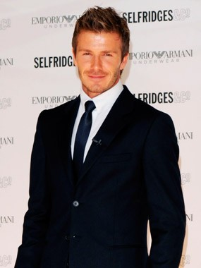 David Beckham superlanding page - celebrity news - pictures