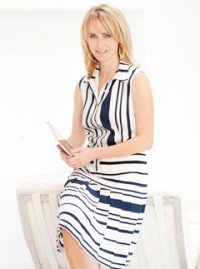 Marie Claire editor in chief Trish Halpin on the June 2012 issue