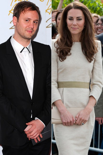 Kate Middleton & Nicholas Kirkwood - Kate Middleton's style slammed by shoe designer - Duchess of Cambridge - Nicholas Kirkwood - Shoes - Marie Claire - Marie Claire UK