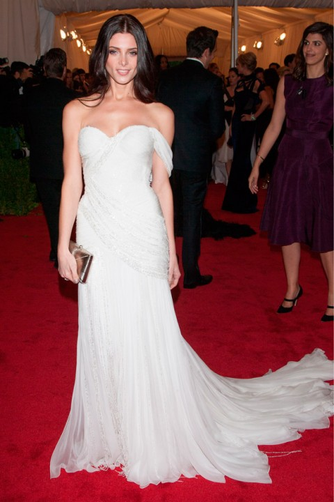 Ashley Greene at the Met Ball 2012 - Costume Institute Gala - Marie Claire