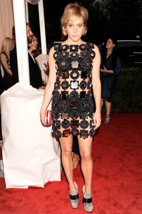 Chloe Sevigny at the Met Ball 2012 - Costume Institute Gala - Marie Claire