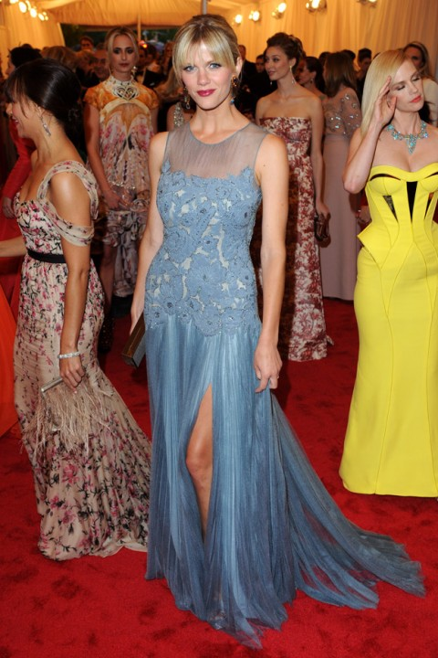 Brooklyn Decker at the Met Ball 2012 - Costume Institute Gala - Marie Claire