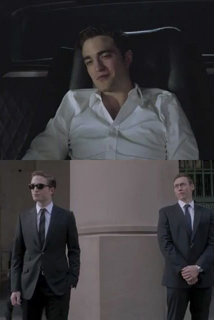 Robert Pattinson in Cosmopolis