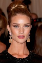 Rosie Huntington-Whiteley at the Met Ball 2012