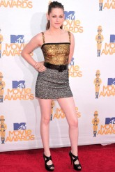 Kristen Stewart at the MTV Movie Awards