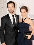 Benjamin Millepied and Natalie Portman at the New York City Ballet Spring Gala 2012