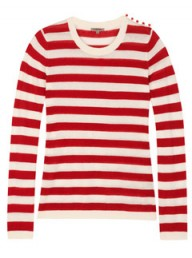 Jigsaw striped jumper