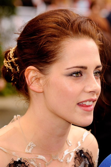 Kristen Stewart at the Snow White and the Huntsman Premiere