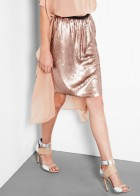 DKNY sequinned skirt, �247