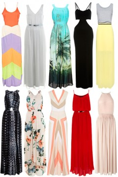 Best Spring Maxi Dresses and Skirts